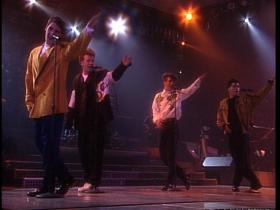 New Kids On The Block Didn't I (Blow Your Mind) (Live)
