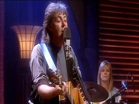 Paul McCartney MTV Unplugged (Live 1991)