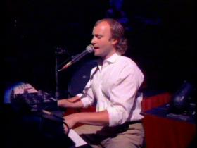 Phil Collins Against All Odds (Take A Look At Me Now) (Live)