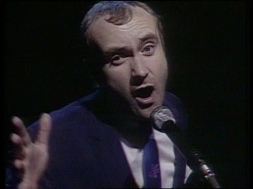 Phil Collins You Can't Hurry Love (PAL)