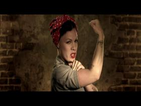 Pink Raise Your Glass (HD)