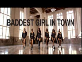Pitbull Baddest Girl In Town (feat Mohombi & Wisin) (HD)