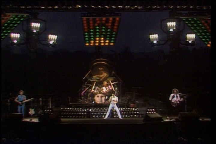 Queen Staying Power (Live from Milton Keynes '82)