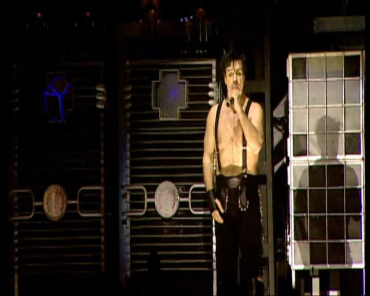 Rammstein Live at the Sport Complex Olympiski (Moscow, November 2004)