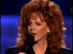 Reba McEntire Starting Over Again (Live)
