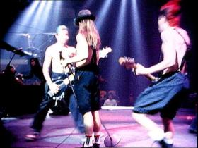 Red Hot Chili Peppers Stone Cold Bush (Live)