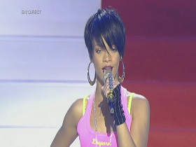 Rihanna Don't Stop The Music (NRJ Music Awards, Live 2008) (HD-Rip)