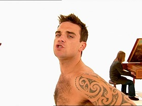 Robbie Williams Dance With The Devil