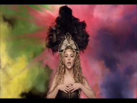 Shakira La La La (Brazil 2014) (feat Carlinhos Brown) (HD)