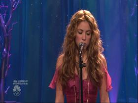 Shakira La Despedida (The Tonight Show with Jay Leno, Live 2008) (HD)