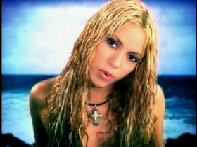 Shakira Suerte