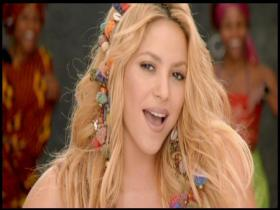 Shakira Waka Waka (This Time For Africa) (feat Freshlyground) (K-Mix Edit)