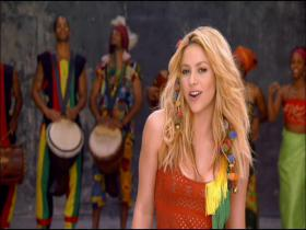 Shakira Waka Waka (This Time For Africa) (feat Freshlyground) (ver1)