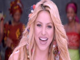 Shakira Waka Waka (This Time For Africa) (feat Freshlyground) (ver3)