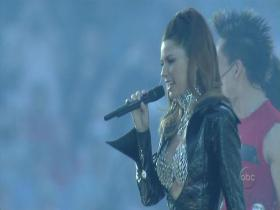 Shania Twain Man! I Feel Like A Woman! (Super Bowl XXXVII, Live 2003) (HD-Rip)