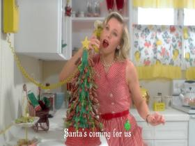 Sia Santa's Coming For Us (HD)
