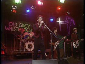 Simple Minds Chelsea Girl (The Old Grey Whistle Test, Live 1979)