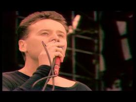 Simple Minds Mandela Day