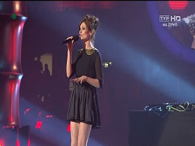Sophie Ellis-Bextor Murder On The Dancefloor & Not Giving Up On Love (Bydgoszcz Hit Festiwal, Live 2010) (HD)