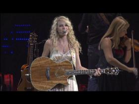 Taylor Swift Our Song, Tim McGraw, Picture To Burn (Live 2007)