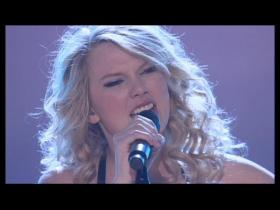 Taylor Swift Should've Said No (ACM Awards, Live 2008)
