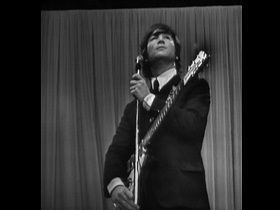 The Beatles A Hard Day's Night (Palais des Sports, Paris, France, Live 1965) (BD)