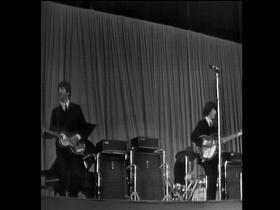 The Beatles A Hard Day's Night (Palais des Sports, Paris, France, Live 1965)