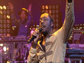 The Black Eyed Peas I Gotta Feeling (Late Show with David Letterman, Live 2009) (HD)