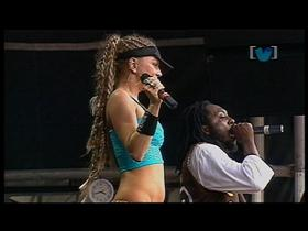 The Black Eyed Peas Shut Up (Live)