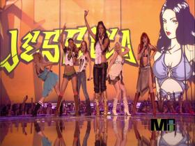 The Pussycat Dolls Don't Cha (MTV Europe Music Awards, Live 2005) (HD)