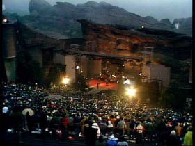 U2 Live at Red Rocks, 1983