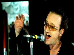 U2 Sometimes You Can't Make It On Your Own (Live)