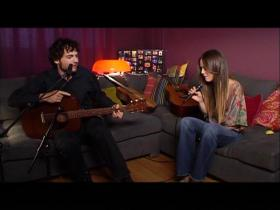 Vanessa Paradis Les Piles (with Matthieu Chedid) (Versions Acoustiques Inedites, Live 2007)