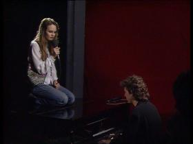 Vanessa Paradis True Colors (with Alain Lanty) (Mon Zenith A Moi, Live 1990)