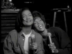 Whitney Houston Count On Me (with CeCe Winans)