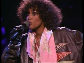 Whitney Houston Didn't We Almost Have It All (Live)