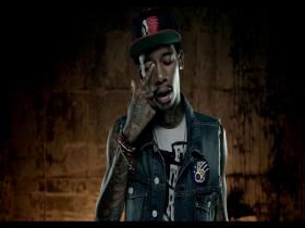 Wiz Khalifa No Sleep (HD)